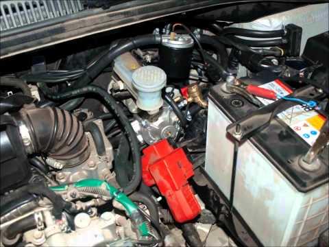 Doğan Makina Suziki SX4 2009 Model Atiker Safe Fast OBD li Sıralı Sistem Montajı
