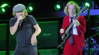 "AC/DC - PLAY BALL - Nürnberg 08.05.2015 (""Rock Or Bust""-Worldtour 2015)"