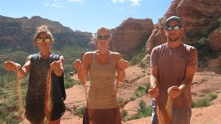 We Made it to the UFO Landing!! Sedona - Arizona