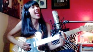 Death of a Bachelor - Panic! at the Disco cover (Brittany Butler) #DOABCOVER