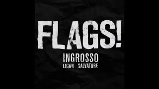 FLAGS! INGROSSO FEAT LIOHN & Salvatore