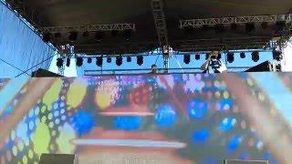 [3] Vini Vici - Om Shanti @Fantastic Festival 2015 By OMMIX Live Estado de México.