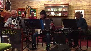 'Still Going Strong' at Peebles Accordion & Fiddle Club