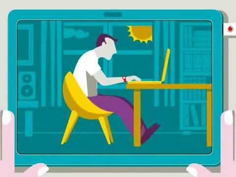 給長期坐辦公室的你:正確使用電腦姿勢 - YouTube