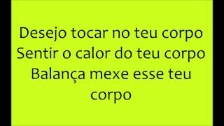 Boy Teddy Feat. Big Nelo - O Teu Corpo letra