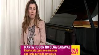 Jazz de Marta Hugon ouve se em Sintra