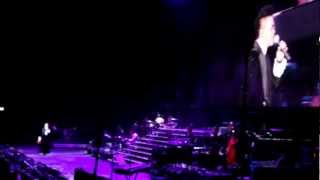 Big Four World Tour London O2 Arena 18-03-2013 蘇永康-男人不該讓女人流淚