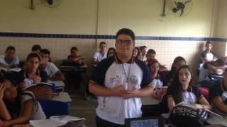 IGOR ALVES DA SILVA, 3º ano B, Biologia, EREM Joaquina Lira, Aliança - PE