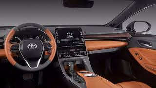 Watch Now ! 2019 Toyota Avalon Exterior And Interior Color Options