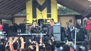 Crazy by Kat Dahlia live