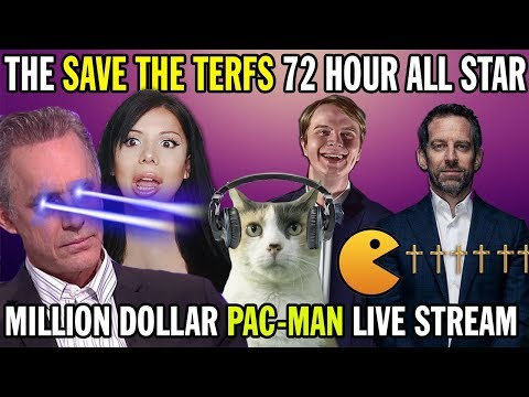 The 'Save The Terfs' 72 Hour All Star Million Dollar Charity Stream!