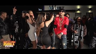 Chinx Drugs - Holla Then ft. Meet Simms [Official Video]