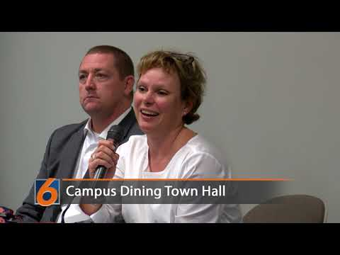 Campus Dining Town Hall Full Video