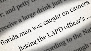 forcing AI to create traumatic news stories