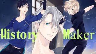 Nightcore ¬ History Maker - Yuri!!! on Ice-