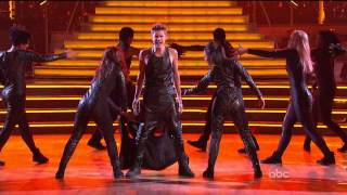 """Justin Bieber Performs """"As Long As You Love Me"""" LIVE On Dancing With The Stars - 9/25/2012 (IN HD)"""