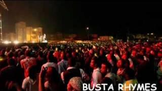 Busta Rhymes Live Fesman 2010 Dakar