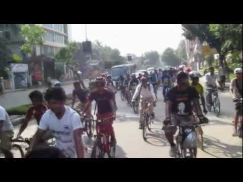 1st Critical Mass Dhaka Highlights