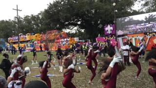 Knuck If You Buck - Texas Southern University Ocean of Soul (Endymion 2016) [4K]