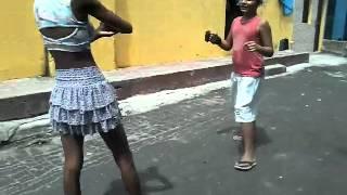 Luta na rua em Manaus bairro ouro verde