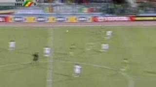 Ghana vs Senegal - Africa Cup of Nations, Egypt 2006