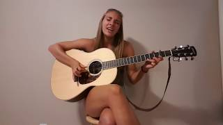 Knees by Bebe Rexha - Live cover by Katelyn Lehner