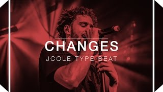 FREE J. Cole Type Beat 2016 - Changes (Prod. By Skeyez)