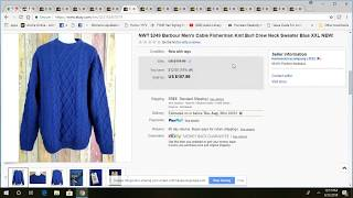Turning $200 into $2000 Get rich selling clothing on Ebay