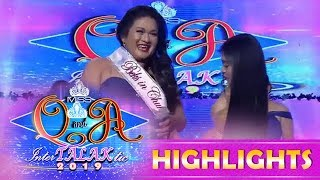 It's Showtime Miss Q and A: Maria Larra Gloton Ampo Lafang Pamore wins Beks in Chuk Chak award