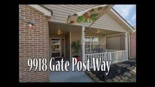 9918 Gate Post Way - Music Video!