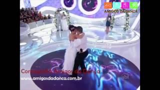 Valsa Maluca - Quer Casar Comigo - Eliana SBT - Amigos da Danca - 25-05-14