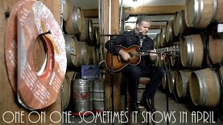 ONE ON ONE: Lloyd Cole - Someimes It Snows In April (Prince) July 9th, 2016 City Winery New York