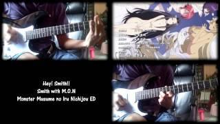 Monster Musume no Iru Nichijou ED - Hey! Smith!! / Hey! スミス!! (Guitar Cover)
