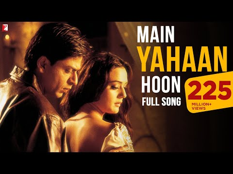 Download Thumbnail For Main Yahaan Hoon Full Song Veer Zaara