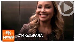 Bruna Karla - Capa do novo CD (#MKnãoPARA)