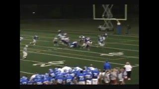 Andre Reyes 2010 High School Football Highlights