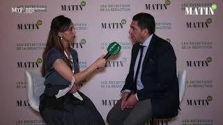 MTF 2019 : Entretien avec Saaïd Amzazi, Ministre de l'Éducation Nationale, de la Formation Professionnelle, de l'Enseignement Supérieur et de la Recherche Scientifique