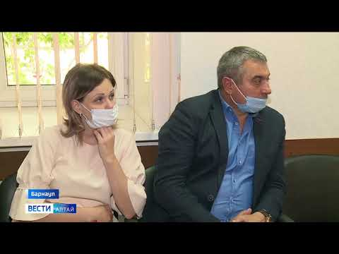 В эти дни на Алтае работает делегация из Башкортостана