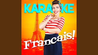 Que C'est Triste Venise (In the Style of Charles Aznavour) (Karaoke Version)
