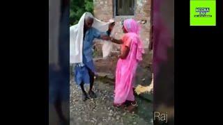 Mere Raske Kamar Hit Song- कौन कहता है बुढ्ढे डांस नही करते Old Couple Dance