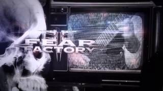FEAR FACTORY  - Soul Hacker (OFFICIAL TRACK & LYRIC VIDEO)