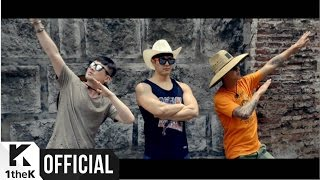 [MV] GOOFY(구피) _ Old song(옛날 노래) (Feat. YDG, 노민혁 of  click-B, Kim myung hoon(김명훈) of Ulala session)
