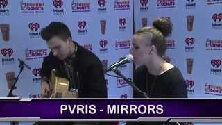 PVRIS - Mirrors (Live Acoustic @ Z100 Dunkin' Donuts Iced Coffee Lounge)
