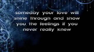 I found someone- Cher lyrics