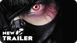 TOKYO GHOUL Trailer (2017) Live Action Movie width=