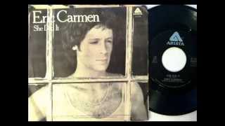 She Did It , Eric Carmen , 1977 Vinyl 45RPM