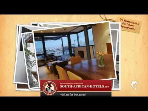 De Waterkant 2 Bedroom Apartments, Cape Town