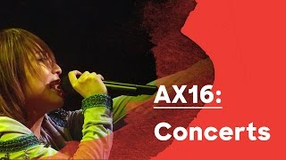 Anime Expo 2016 Concert Highlights - Cowboy Bebop, Anisong, JAM Project, Eir Aio, & Luna Haruna LIVE