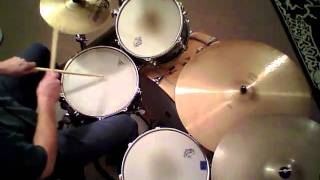 "Jon Biggs Pork Pie Drums "" Here I Am ( Come And Take Me ) "" - drum cover"
