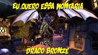 Reins of the Bronze Drake - Item - World of Warcraft